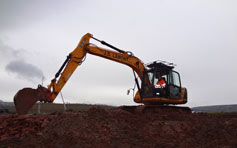 360 Excavator Training Scotland