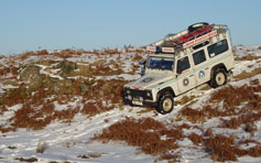4x4 Training Scotland