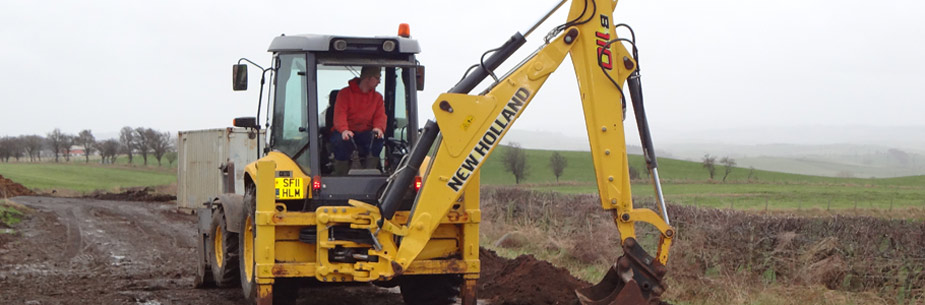 360 Excavator Training Scotland, Dumfries & Galloway, Ayrshire