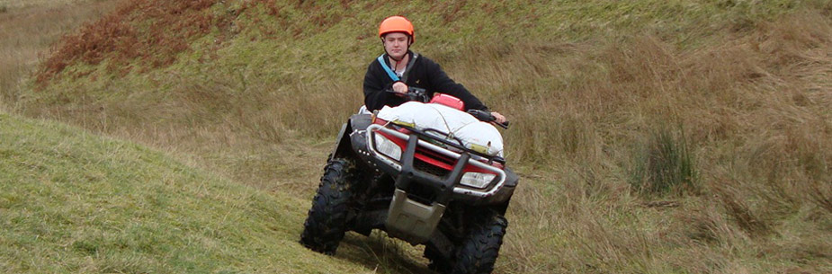 Tracked ATV Training Scotland